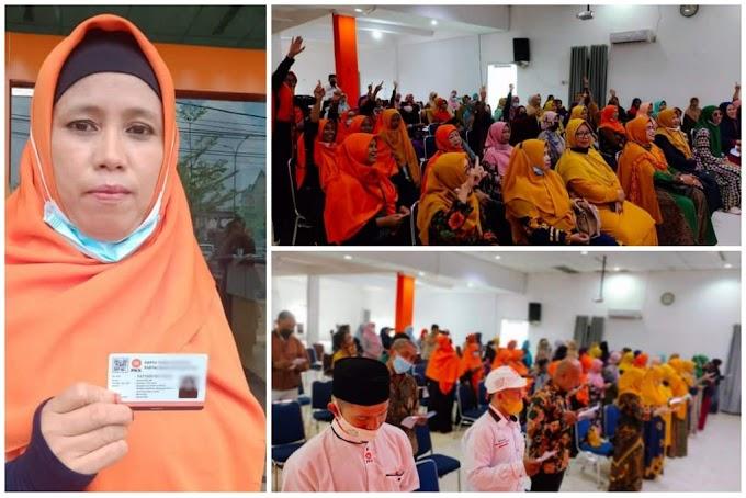 Kisah di Kalimantan Bikin Ratusan Warga Pekanbaru Riau Tertarik Gabung PKS
