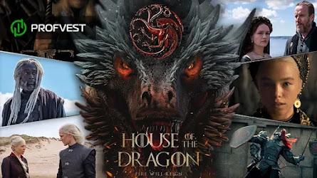 ᐅ Дом дракона (2022 год, 1 сезон) – актеры, роли и дата выхода сериала
