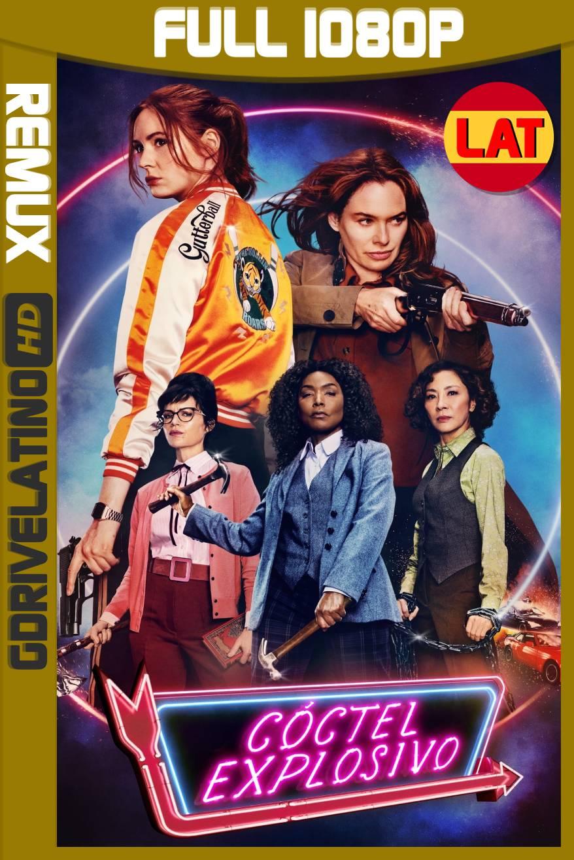 Coctel Explosivo (2021) BDRemux 1080p Latino-Ingles MKV