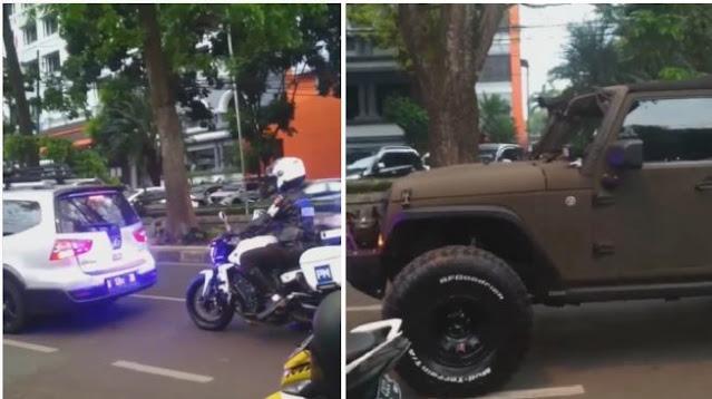 Viral Aksi Pengawalan Mobil TNI Bikin Salut Publik, Rela Antre Tanpa Perlu Belah Kemacetan