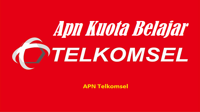 Apn Kuota Belajar Telkomsel