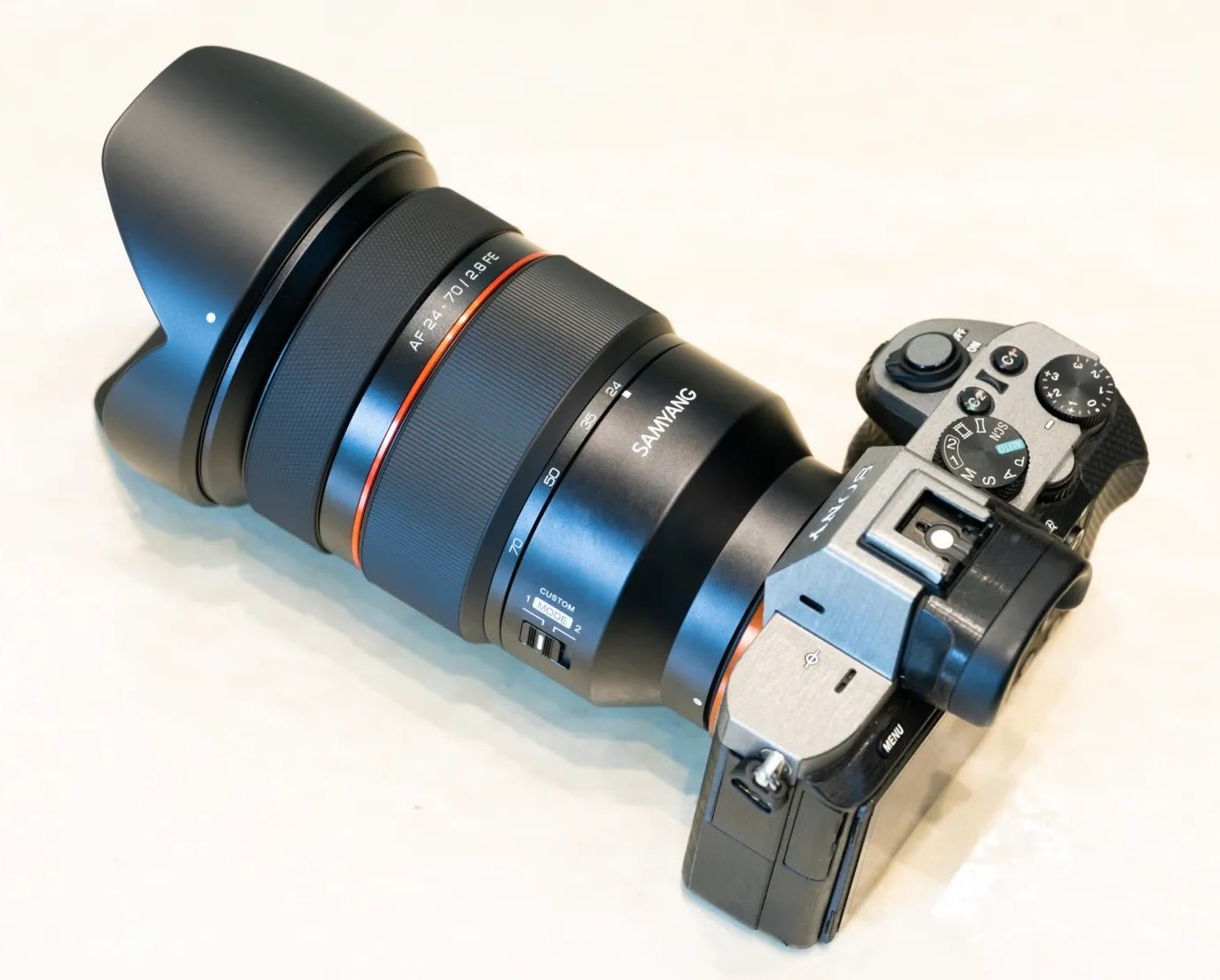 Объектив Samyang AF 24-70mm f/2.8 FE