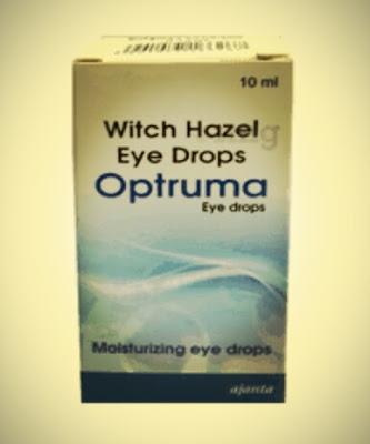 Optruma Eye Drops Uses In Hindi