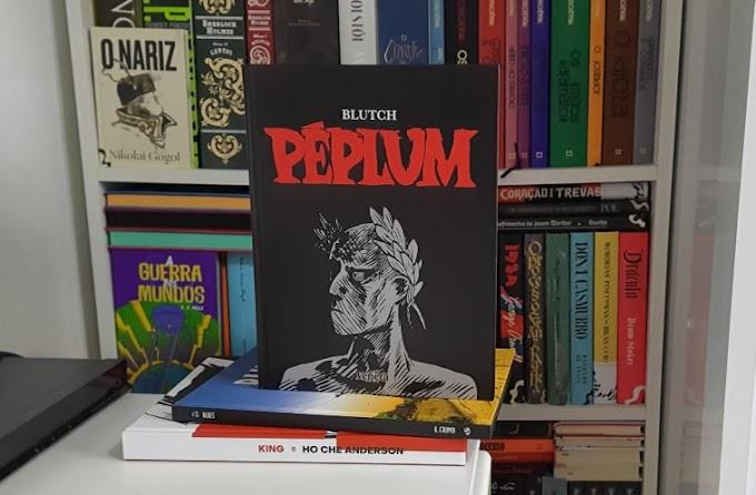 [RESENHA #862] PÉPLUM - BLUTCH
