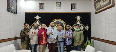 Audiensi Ke Dprk Aceh Tengah