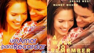Filme Um amor para recordar