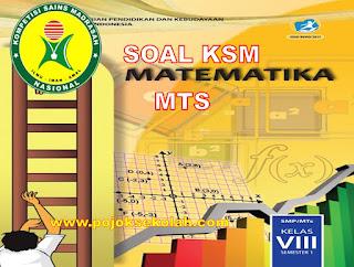 Soal KSM Mapel MTK Jenjang MTs