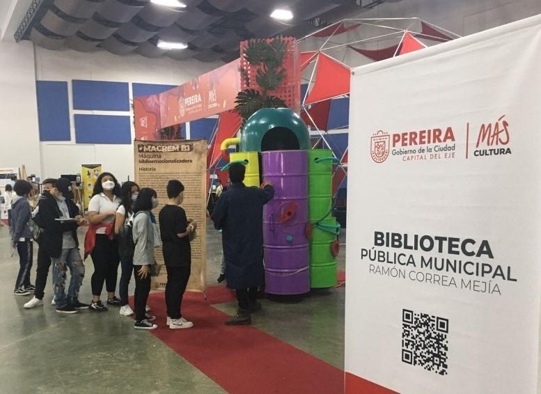 Pereira le escribe al mundo: una iniciativa del gobierno de la ciudad en la feria paisaje, Café y Libro 2021