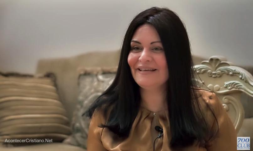 Ex bruja arrepentida Iliana Soltani