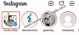 add yours instagram story android