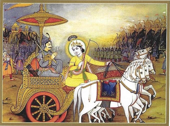 The Importance of Letting Go-Bhagavad Gita