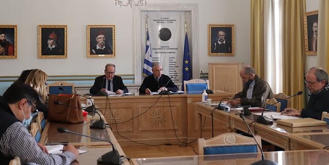 Συμβάσεις έργων της Περιφέρειας με τους Δήμους Άργους Μυκηνών και Ερμιονίδας