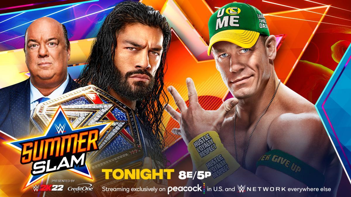 Cobertura: WWE SummerSlam 2021 – A Besta está de volta!