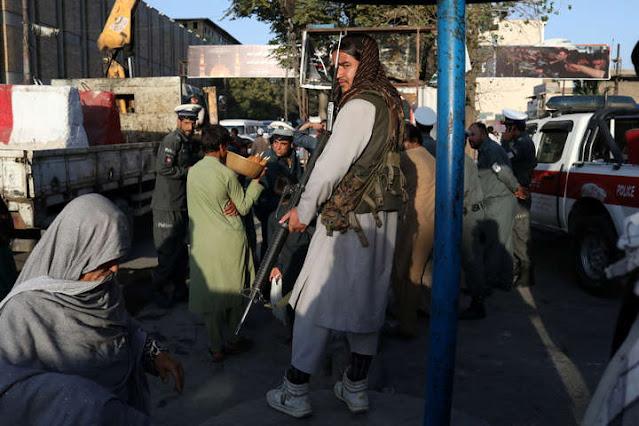 Taliban Dan Euphoria Kelompok Radikal di Tanah Air