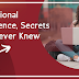 Educational Experience, Secrets You Never Knew