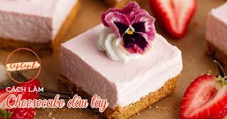 cach-lam-cheesecake-dau-tay-khong-nuong-1