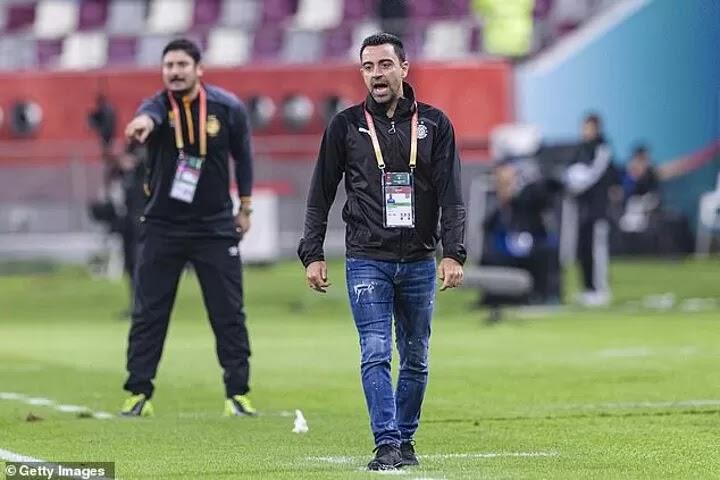 Xavi leaves door open for potential Barca return