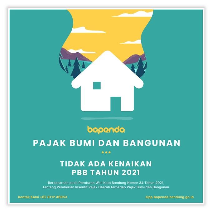 BAPENDA Kota Bandung Berikan Kemudahan Layanan Pembayaran Bagi Wajib Pajak PBB