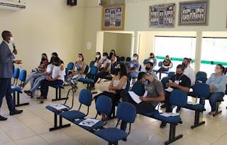 Servidores da Prefeitura de Boninal participam de curso de implantação do eSocial na Administração Municipal