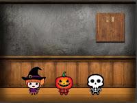 Amgel Halloween Room Escape 20
