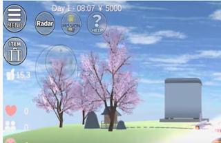 ID Rumah Mesin Cuci Di Sakura School Simulator