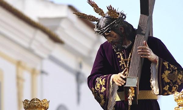 Horario e Itinerario IX edición del viacrucis del Nazareno del Condado en Moguer el 09 de Octubre del 2021