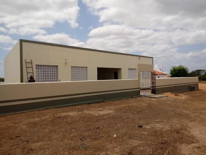 Localidade de Cachoeira, em Cariré-CE, ganhará um Centro de Convivência Comunitário