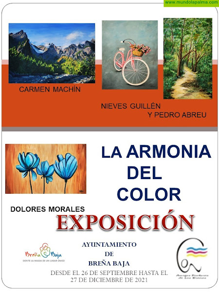 """BREÑA BAJA: """"La Armonía del Color"""""""