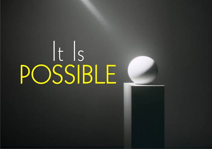 News: It Is Possible!