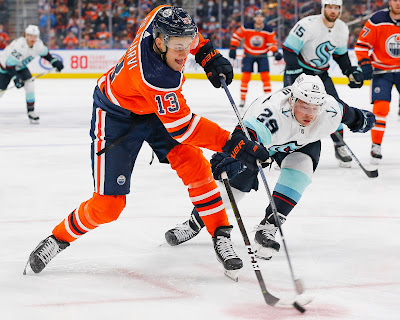 Projecting the Edmonton Oilers' Opening Night Roster