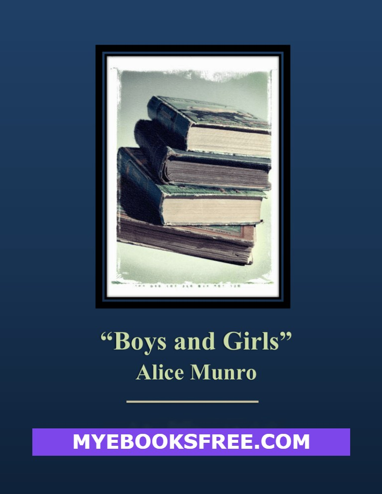 Boys and Girls by Alice Munro PDF DOWNLOAD