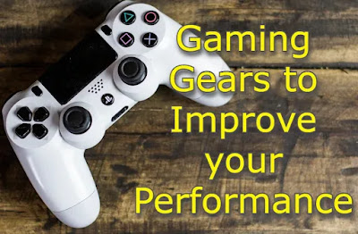 Gaming Gear to Improve