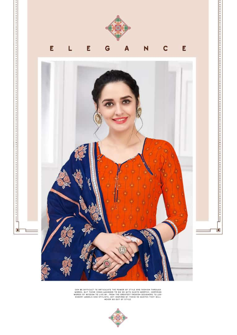 Maan Priyal Sixer Vol 1 Cotton Dress Material Catalog Lowest Price
