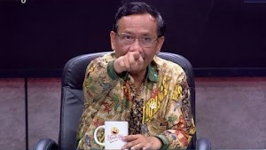 Direktur PPI: Akan Jadi Masalah Jika Mahfud MD Dikeluarkan dari Kabinet