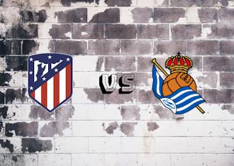 Atlético de Madrid vs Real Sociedad  Resumen y goles