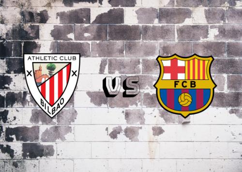 Athletic Club vs FC Barcelona  Resumen y Partido Completo