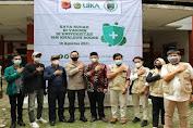Komitmen Lawan Covid-19, Polres Bogor, SEMMI dan UIKA Gelar Vaksinasi Bersama