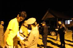 Tim Patroli Gabungan Operasi Yustisi Ingatkan Warga Mentawai Patuhi Prokes dan Kamtibmas