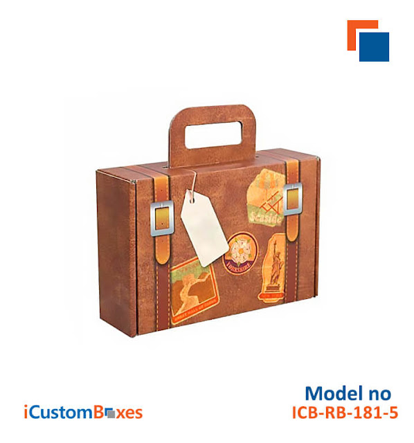 Suitcase Gift Boxes