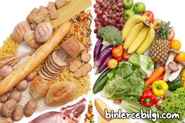 Karbonhidrat nedir? en çok hangi besinlerde bulunur? Karbonhidratın faydaları nelerdir? Karbonhidrat açısından zengin besinler hangileridir?