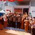 Camat Panakkukang Makassar Hadiri Pembukaan Vaksin 100 RT 1 Hari 100% dan Peresmian Kontainer Makassar Recover Di Kel. Tamamaung