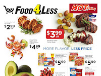 Food 4 Less Weekly Ad Scan September 29 - October 5, 2021