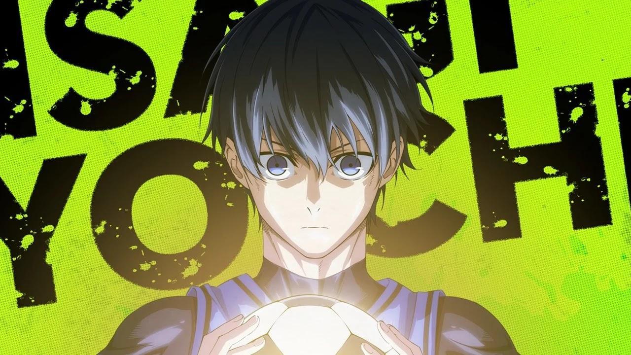 Novo Visual de Blue Lock é estrelado por Yoichi Isagi