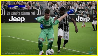 لعبة إي فوتبول eFootball تثير سخرية المستخدمين !9
