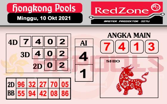 Redzone HK Minggu 10 Oktober 2021 -