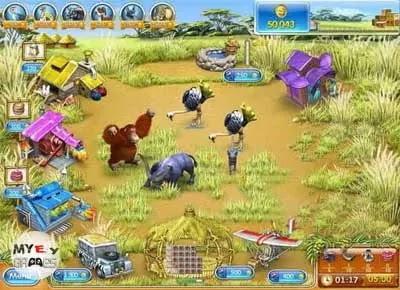ماذا عن تحميل لعبة Farm Frenzy 3 كاملة للكمبيوتر