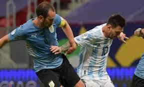 موعد مباراة الأرجنتين أمام أوروجواي