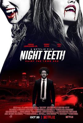 Night Teeth (2021) Dual Audio [Hindi 5.1ch – Eng 5.1ch] 1080p x264 HDRip | 1080p HEVC x265 2.2Gb | 1.4Gb