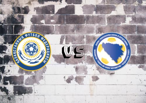 Kazajistán vs Bosnia-Herzegovina  Resumen