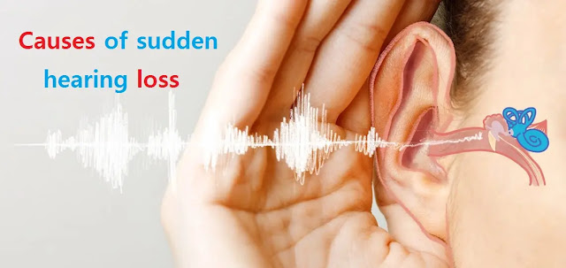 Sudden hearing loss: Causes And Symptoms Treatments